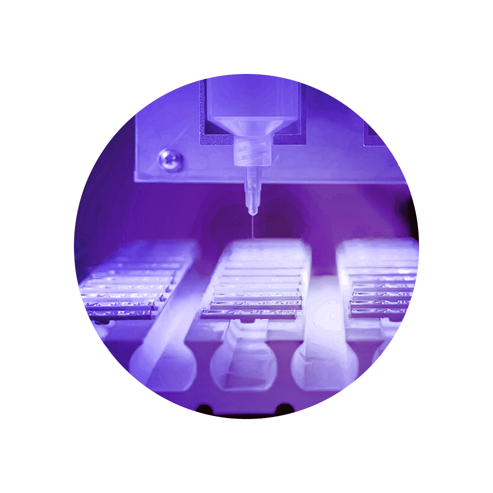 UV-LED Curing and Exposure